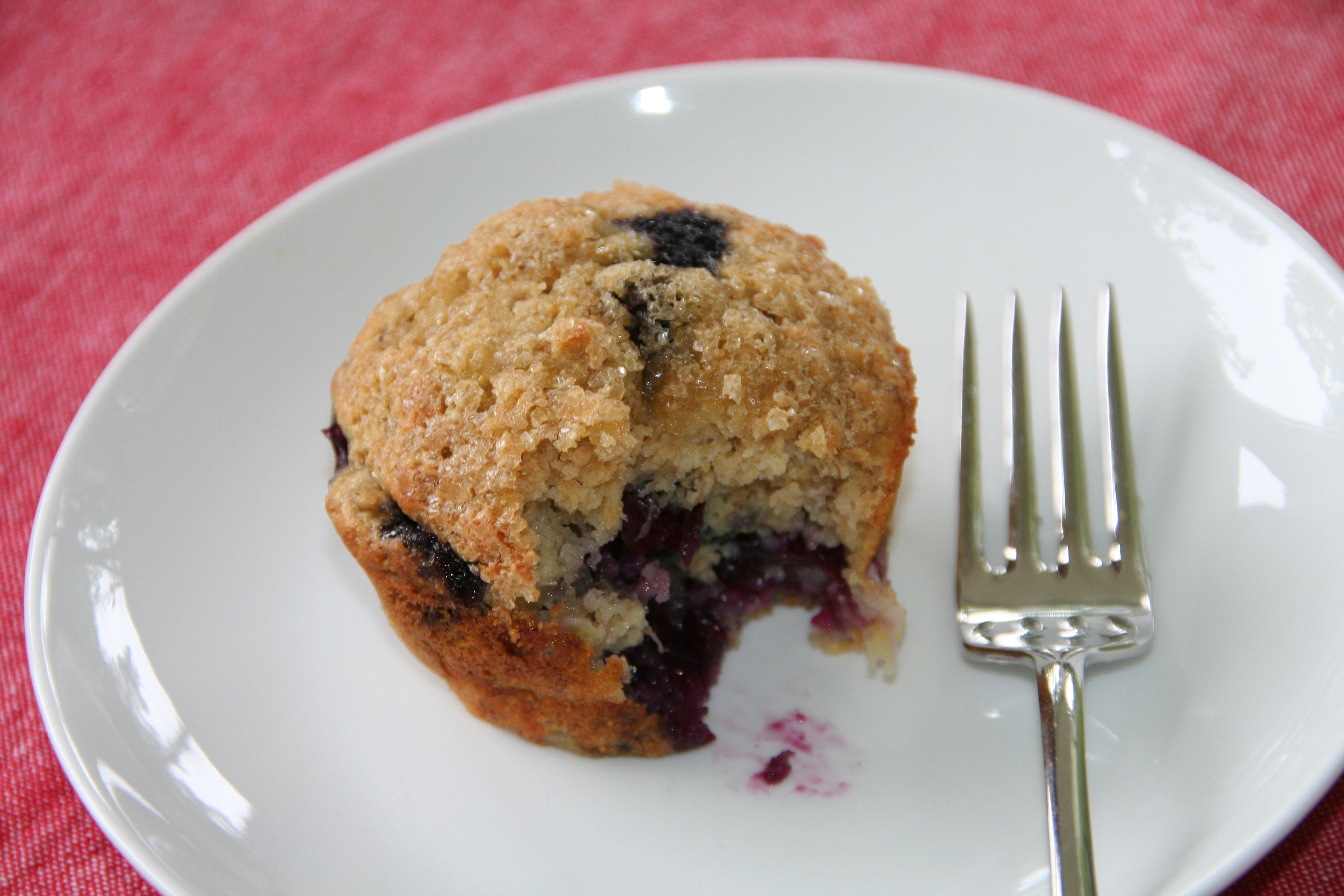 make these muffins all of the time. They are healthy, moist, and