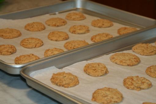 Grandma Tutu cookies