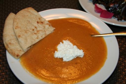 FW Egyptian Red Lentil Soup