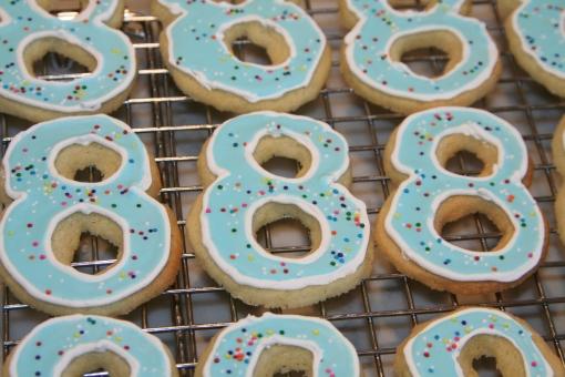 #8 Cookies