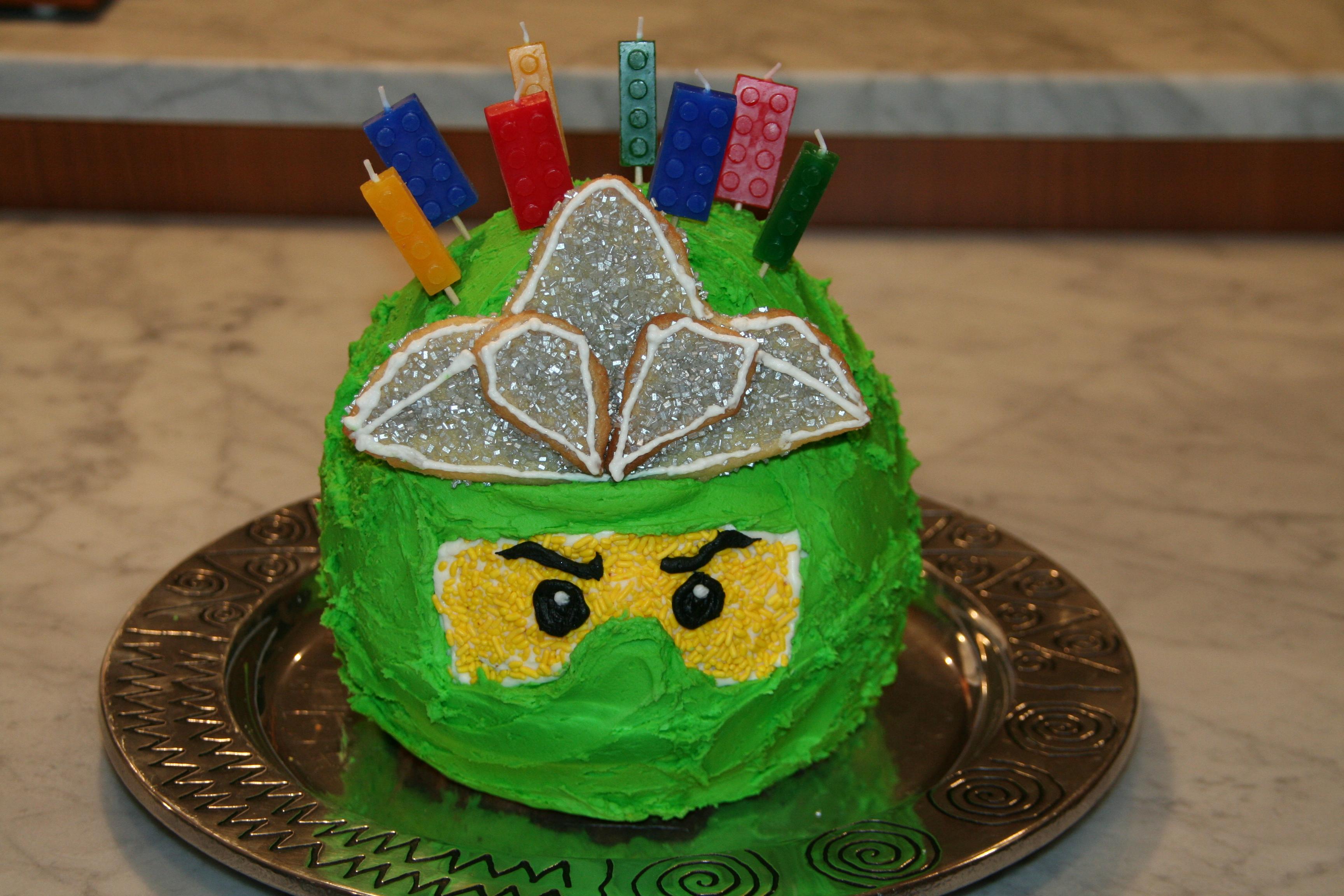 ninjago cake pan