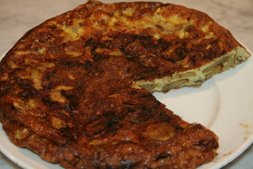 tortilla espanole