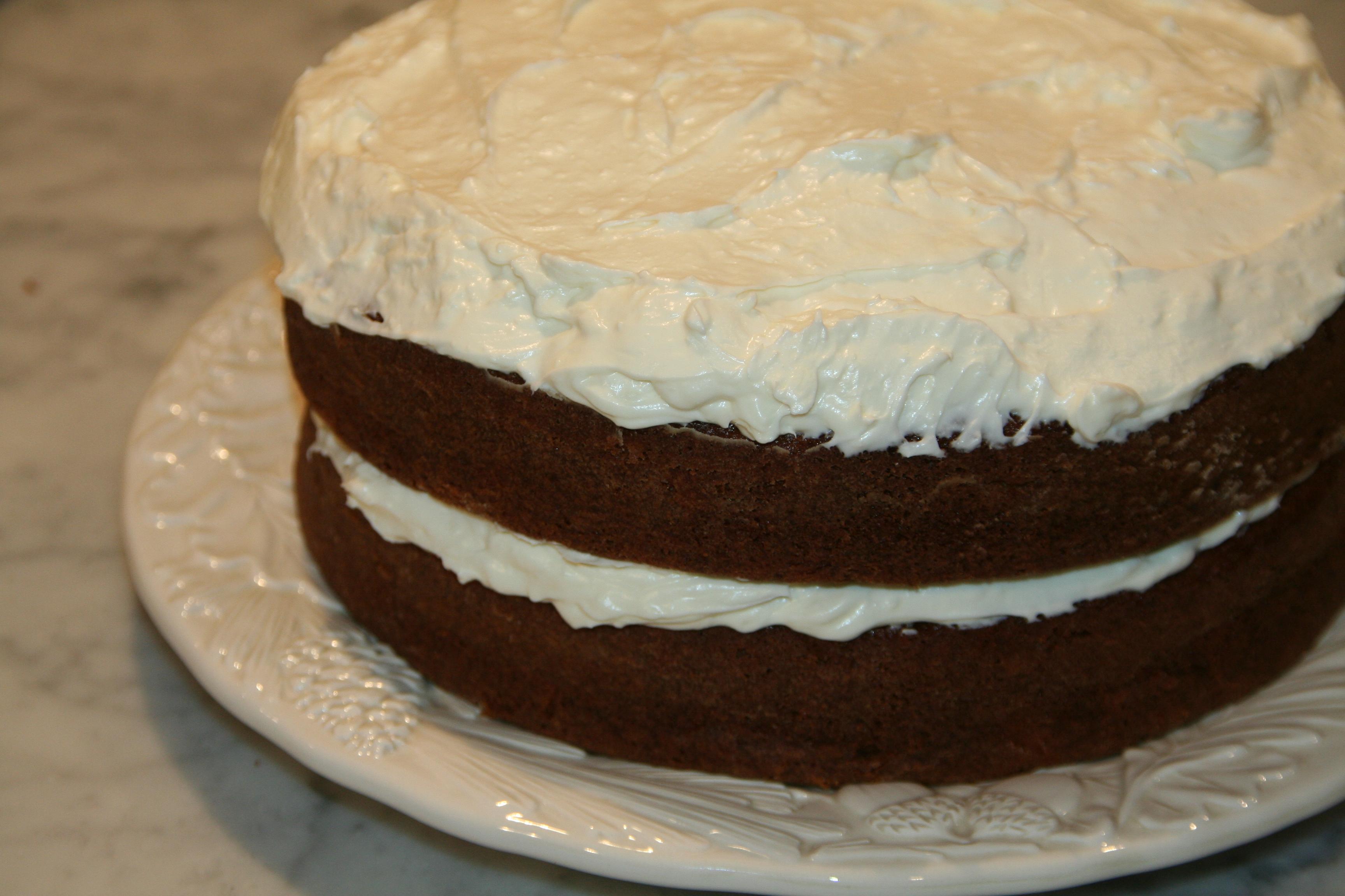 Apple Spice Layer Cake Thebrookcook