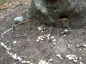 Avalon Fairy House