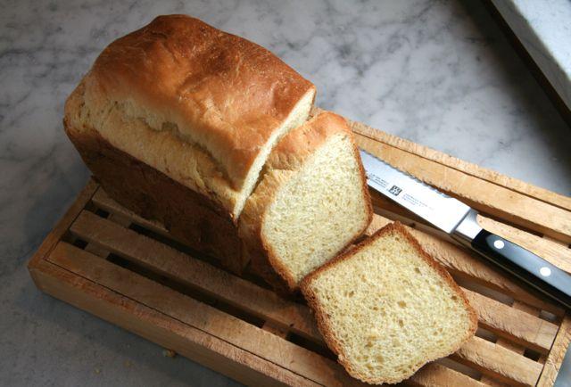 bread machine brioche