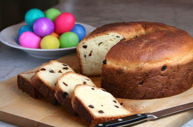 Easter Babka | thebrookcook