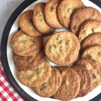 Mark Bittman's Chocolate Chip Cookies