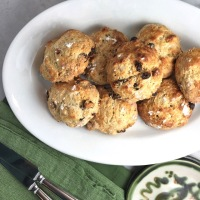 Irish Soda Bread Buns