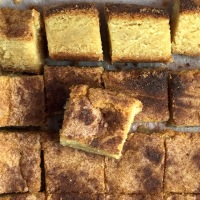 Milk Bar Sugar Cookie-Cake Squares