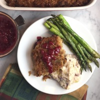 Swedish Meatloaf with Caramelized Cabbage (Kalpudding)