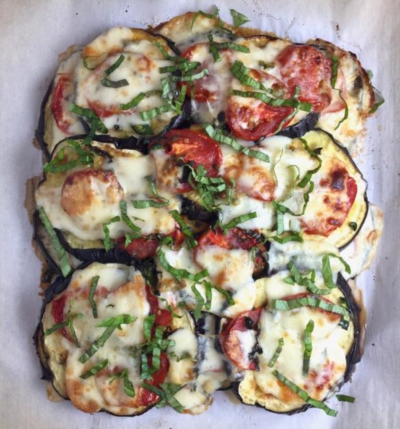 Grilled Eggplant Parmesan Thebrookcook,Purple Cleome Flower