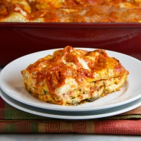 Ina Garten's Roasted Vegetable Lasagna