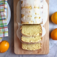 Meyer Lemon Breakfast Cake
