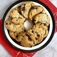 Ravneet Gill's Perfect Chocolate Chip Cookies