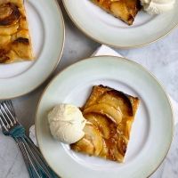 Ina Garten's Easy French Apple Tart