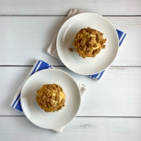 Browned Butter Crumb Cake Muffins