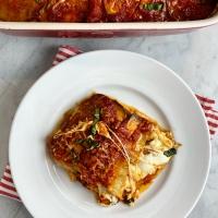 Marcella Hazan's Eggplant Parmesan