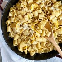 Pasta With Brown Butter, Whole Lemon, & Parmesan