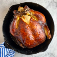 Samin Nosrat's Buttermilk-Brined Roast Chicken