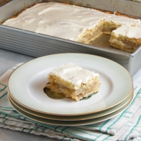 Danish Pear-Apple Bars